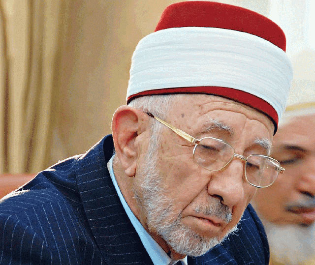 Syekh Muhyiddin Bin Arabi dalam pandangan Syekh Sa'id Ramadhan Al-Buthi