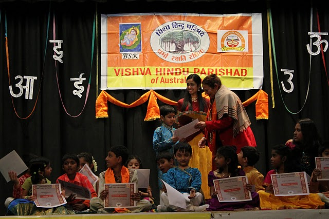 Sanskrit Of The Vedas Vs Modern Sanskrit: WORLD HINDU UNITY: Sydney Veda Pathasala Is Exploring