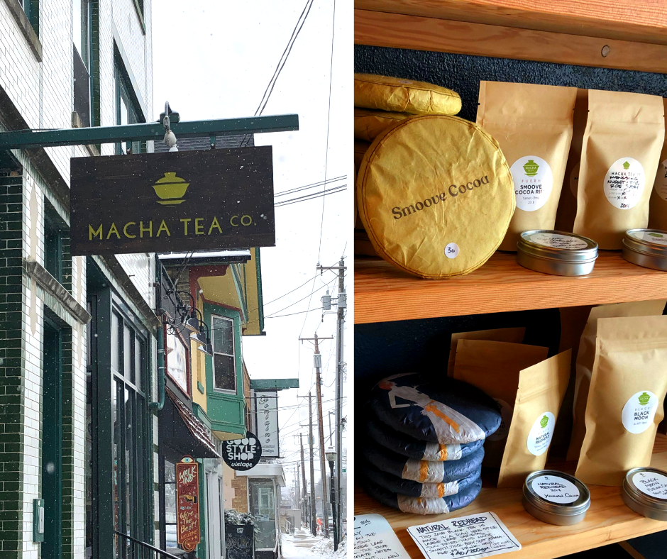 Be Present with Tea at Macha Tea Co. in Madison, Wisconsin