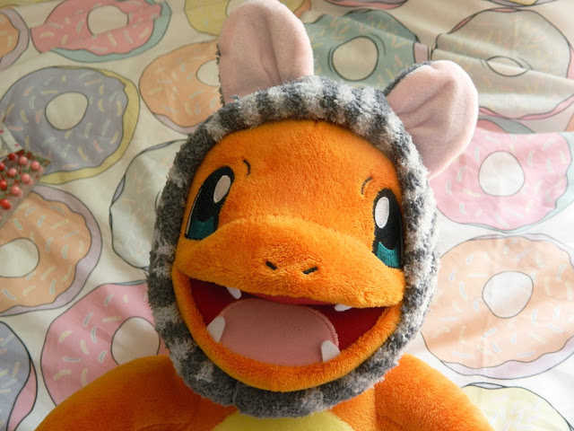 Charmander Build A Bear Plush