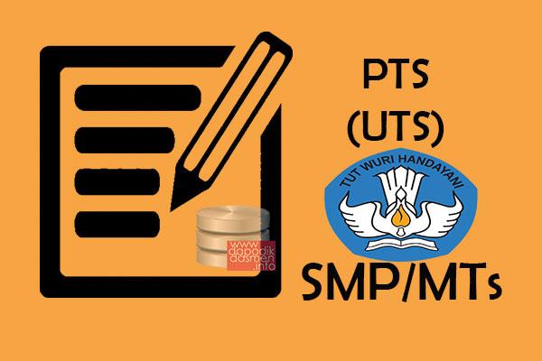 80+ Soal PTS UTS Bahasa Indonesia Kelas 9 Semester 2 SMP MTs Terbaru bisa download mudah, Lengkap Soal dan Kunci Jawaban UTS/PTS Bahasa Indonesia Kelas 9 Kurtilas