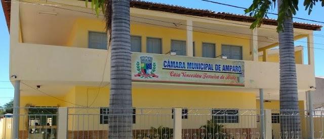 Coronavírus: Câmara de Vereadores de Amparo suspende as sessões por 20 dias