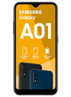 Firmware Samsung Galaxy A01 SM-A015F/DS