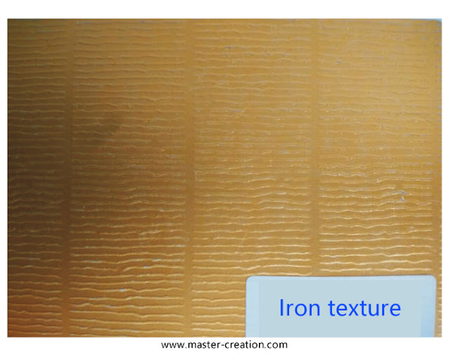 iron grained paper