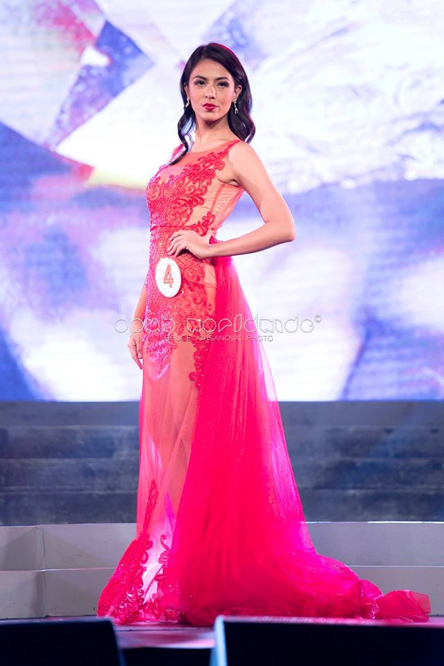 SASHES AND TIARAS..Miss World 2016: Evening Gown Recap