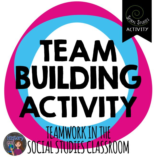 Free Team Building Activity from History Gal