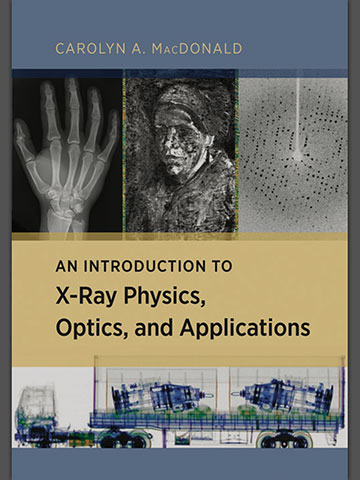 "Great self study book on x-ray physics (Source: C. MacDonald,""Intro to X-ray physics..."""