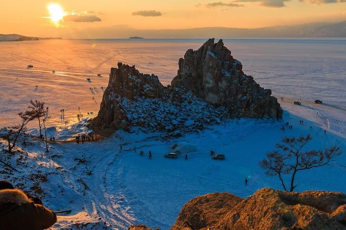 Shaman Rock Russia