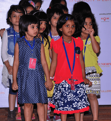 Junior's Fashion Week conducted its first workshop of 2017 in association with SCULLERS