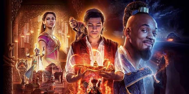 مراجعة فيلم Aladdin.. هل استطاع  جني المصباح تحقيق النجاح لصنّاعه؟