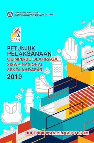 Juknis - Juklak O2SN SD Tahun 2019 - uupendidikan.blogspot.com