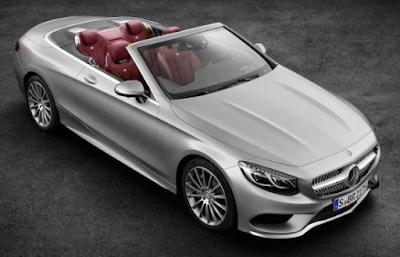 Mobil Beratap Terbuka Terbaru Mercedes-Benz