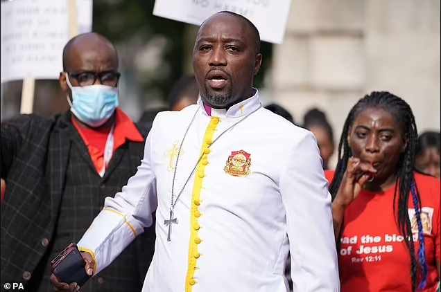 Kenya Pastor charged in the UK for selling fake oil that 'protects' members from Coronavirus