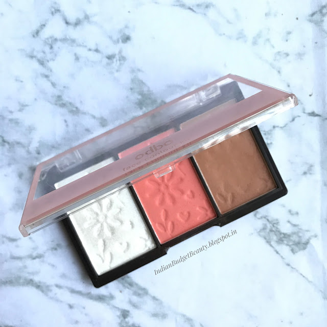 Odbo Face Contour Kit REVIEW + Where to buy it?