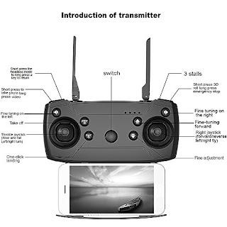 Spesifikasi Drone X12 Dongmingtuo - OmahDrones