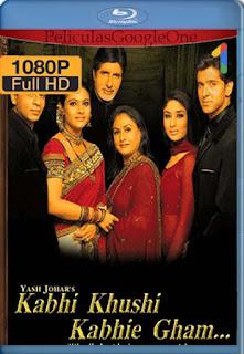Kabhi Khushi Kabhie Gham[2001] [1080p BRrip] [Hindi Subtitulado] [GoogleDrive] LaChapelHD