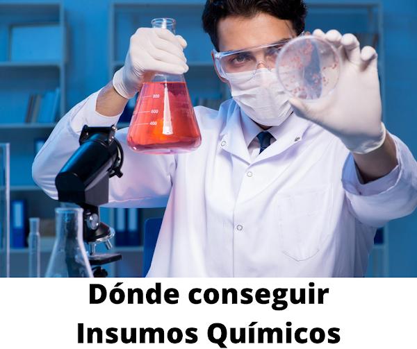 ▷ Lista de proveedores químicos en México