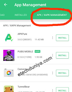 How to install xapk file