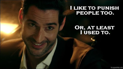 Lucifer TV show quotes