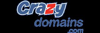 Promo hosting murah crazydomain