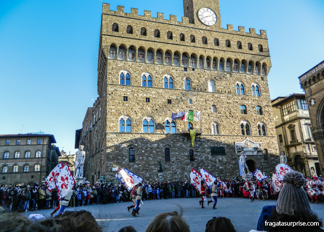 Festa da Befana, celebração do Dia de Reis em Florença