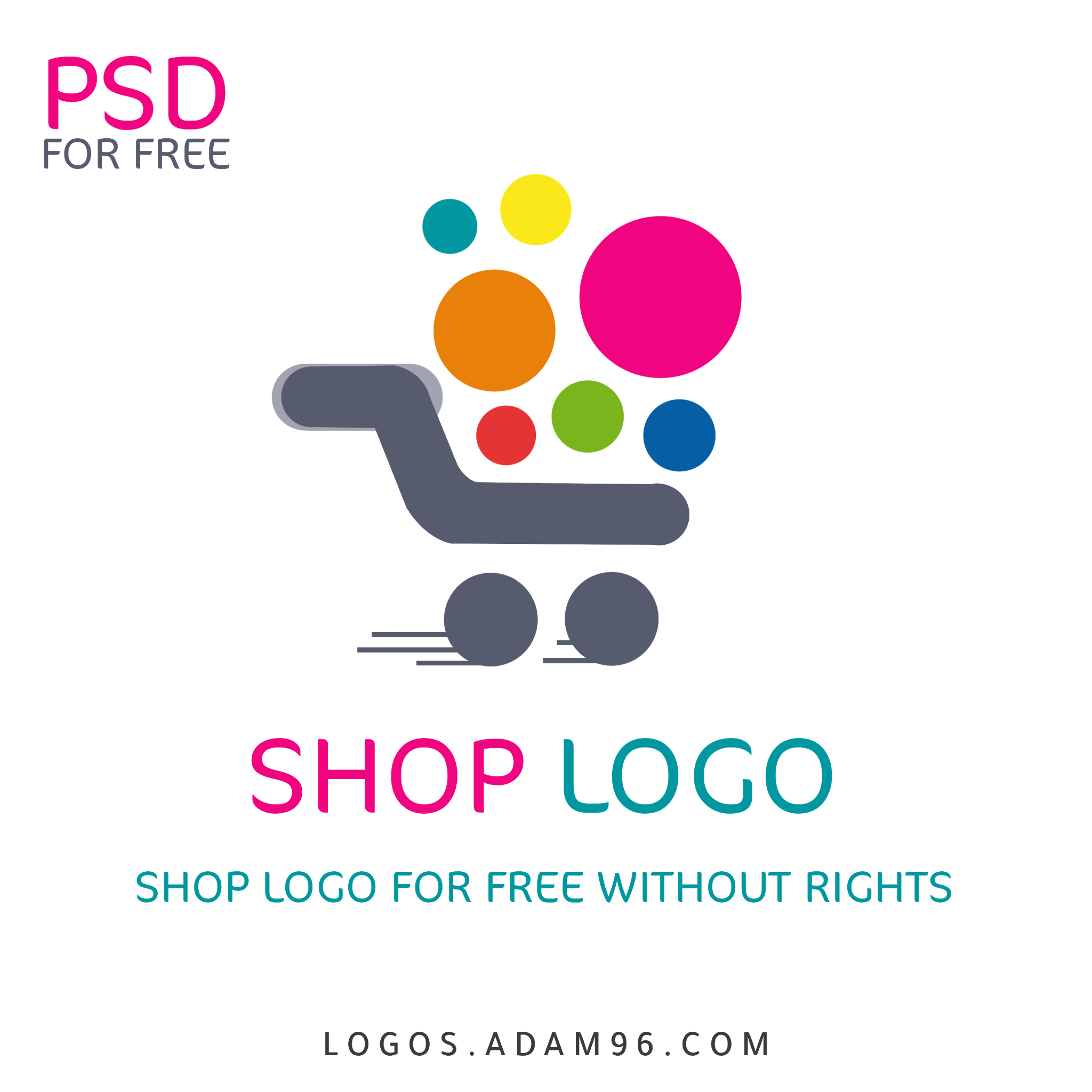 Download logo Shop for free without rights