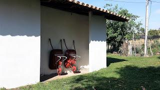carriolas - Camping Canarinho