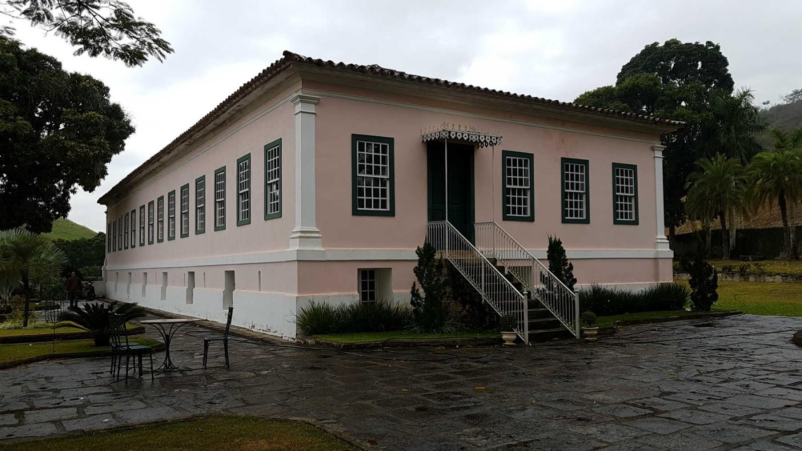 Fazenda São Roque, Vassouras, RJ