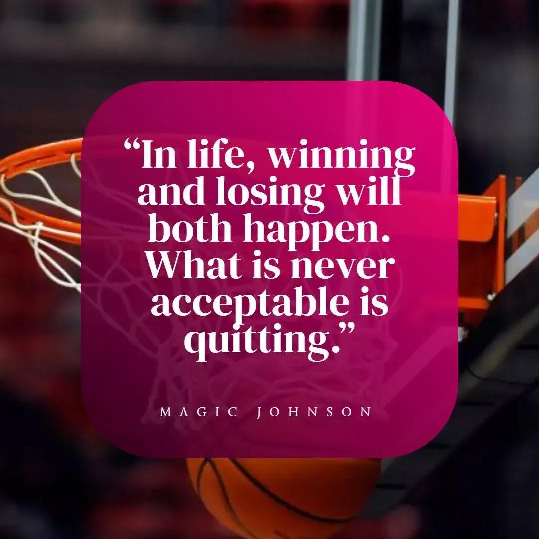magic johnson quotes