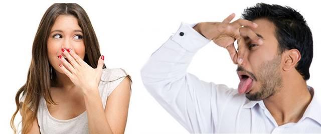 El mal aliento indica problemas en el hígado