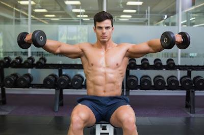Ejercicios anaeróbicos en el gimnasio