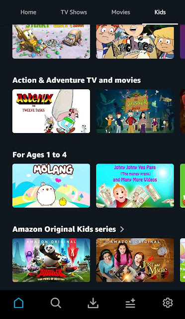 Amazon Prime Video is good in content here's why