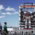 Robot Gundam Asli Setinggi 18 Meter Pijakkan Langkah Pertamanya di Yokohama