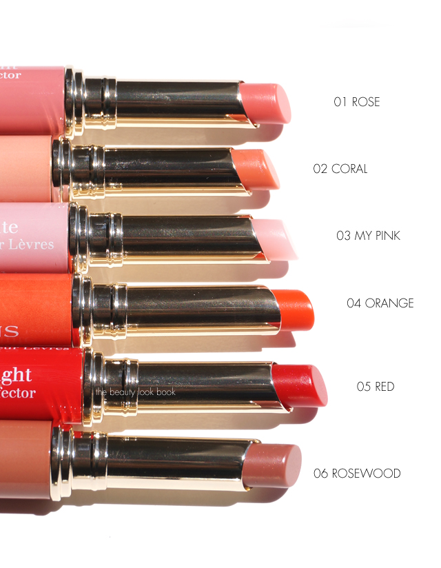 The Beauty Look Book Clarins Instant Light Lip Balm