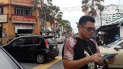 Tukang Jalan Jajan menikmati Penang dengan booking hotel di Pegipegi