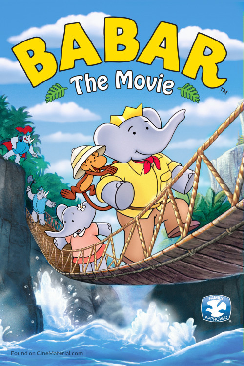 فيلم كرتون | Babar The Movie | مدلج عربى