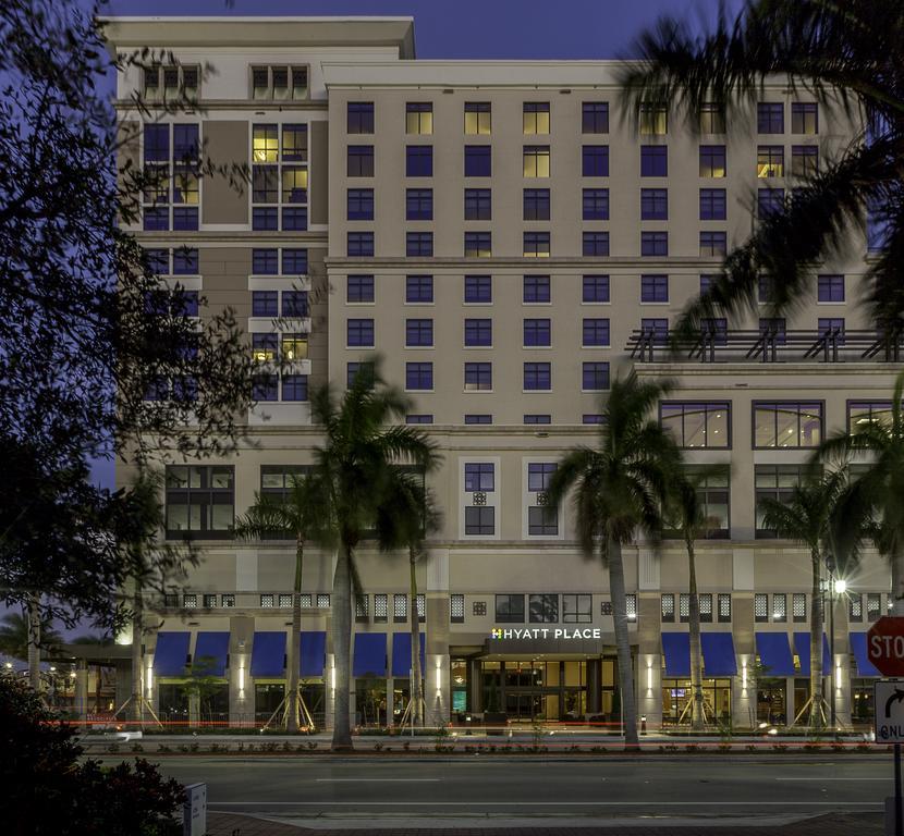 Florida Hotel Reservation: Hyatt Place Boca Raton