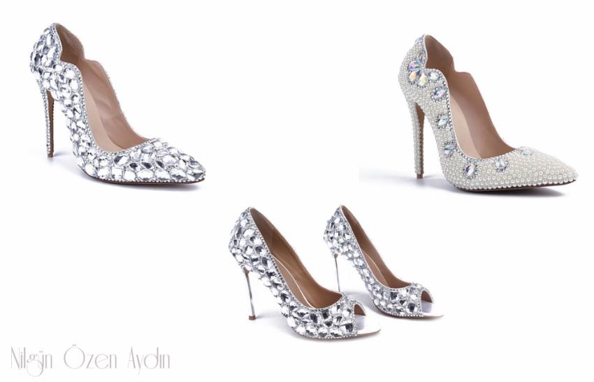 Taşlı Ayakkabılar