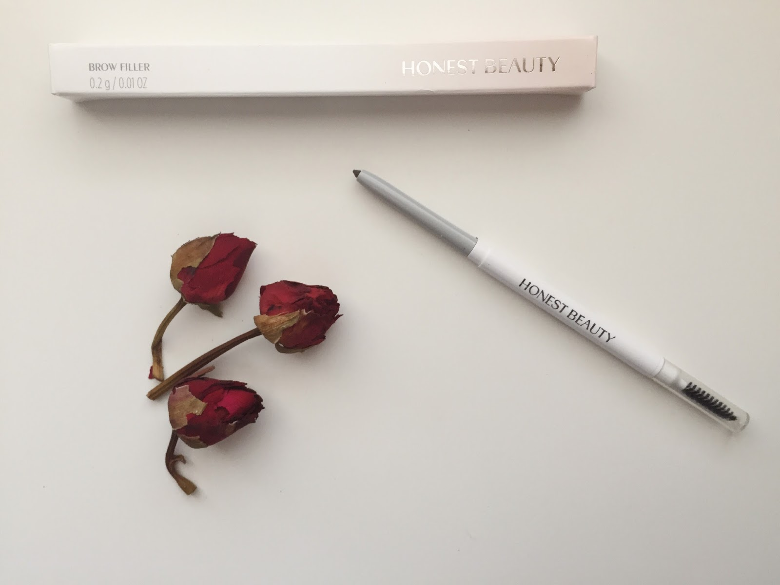 Honest Beauty Brow Filler Deep Black Review