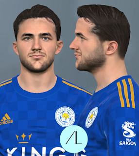 PES 2017 Faces Ben Chilwell by Alief