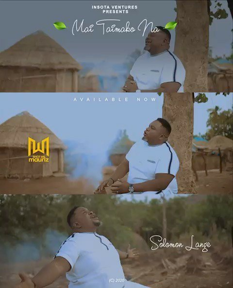 Solomon Lange – Mai Taimako Na (My Helper) And Official Video