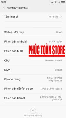 Tiếng Việt Xiaomi MI 4C 4.4.4 alt