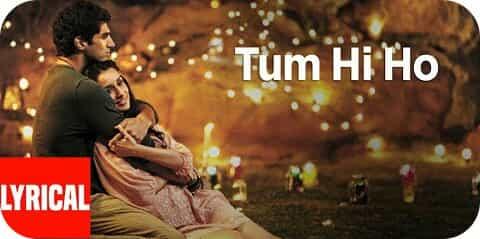 Tum Hi Ho Lyrics -Arijit Sing