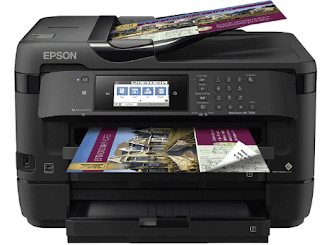 Epson Driver Download wf-7720 Free