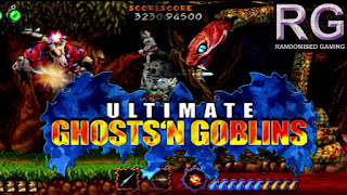 Download Ultimate Ghosts n Goblins Europe (M5) Game PSP for Android - www.pollogames.com