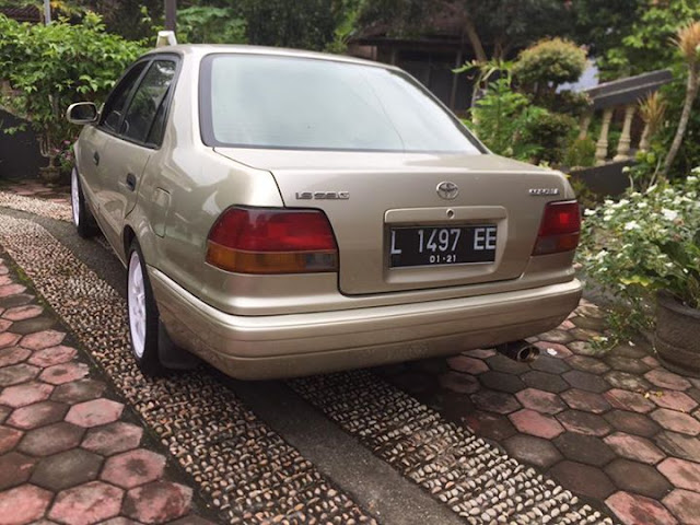 harga bekas Toyota All New Corolla tahun 1998