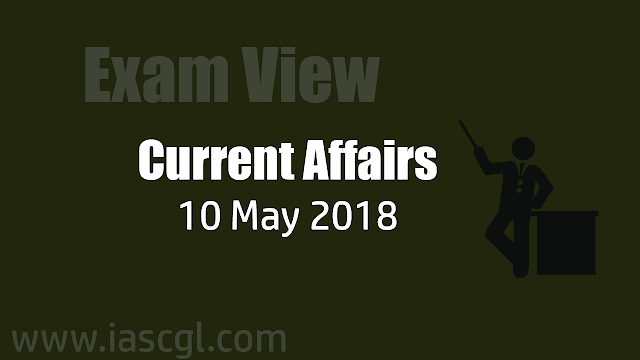 Current Affair 10 May 2018