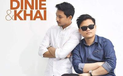 Biodata Dinie dan Khai Penyanyi Lagu Bukan Cinta Aku
