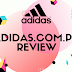 Shopping at Adidas Philippines Online Review