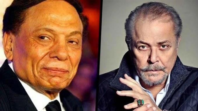 قصة خلاف عادل إمام ومحمود عبد العزيز بسبب رأفت الهجان   anakeb